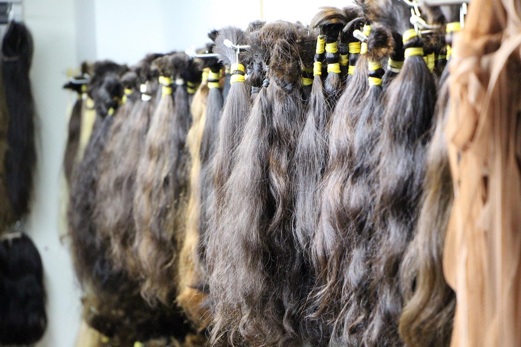 מבחר תוספות שיער