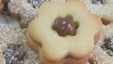 Photo of עוגיות חמאה-נוטלה מושלמות!