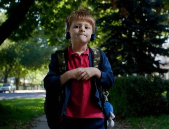 Surviving Your First-Born's First Day at School