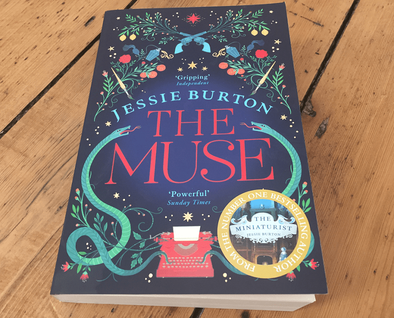 April book club | The Muse by Jessie Burton