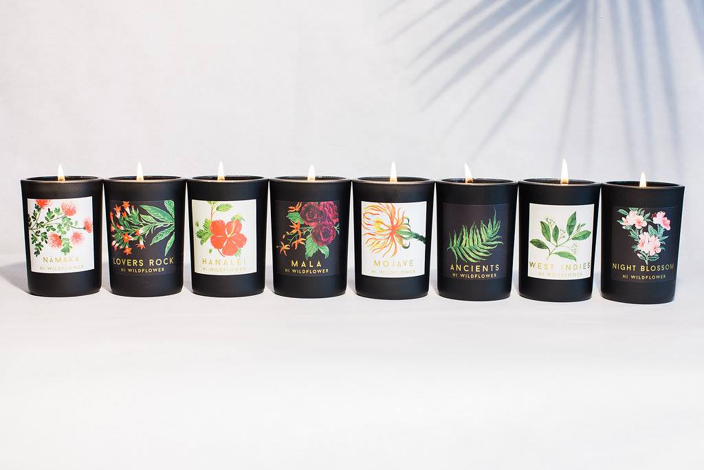 Hi Wildflower (Botanical perfumes and Candles)