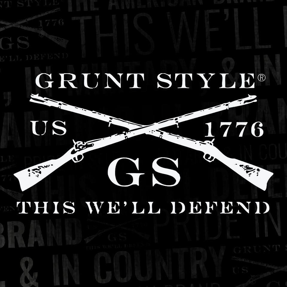 Grunt Style (Veteran owned and veteran employees apparel)