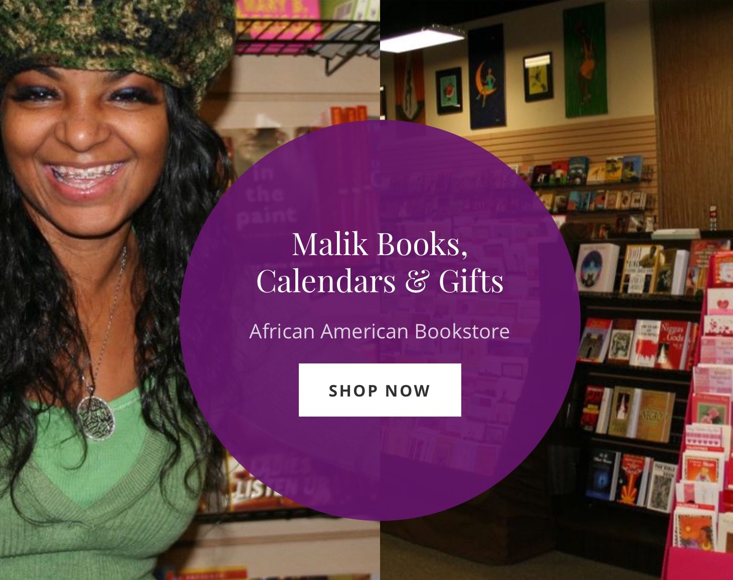 Malik Books (Book store)