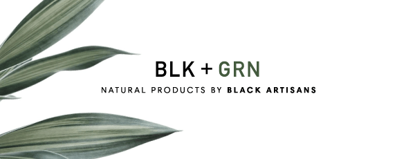 BLK + GRN (beauty and wellness marketplace of Black owned businesses)