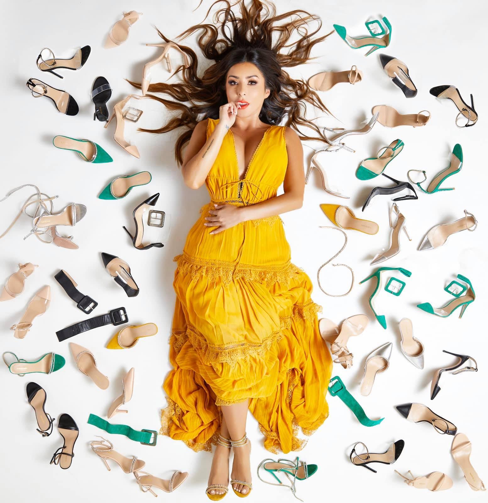 Flor de Maria Rivera – Fashion designer, blogger, and seller