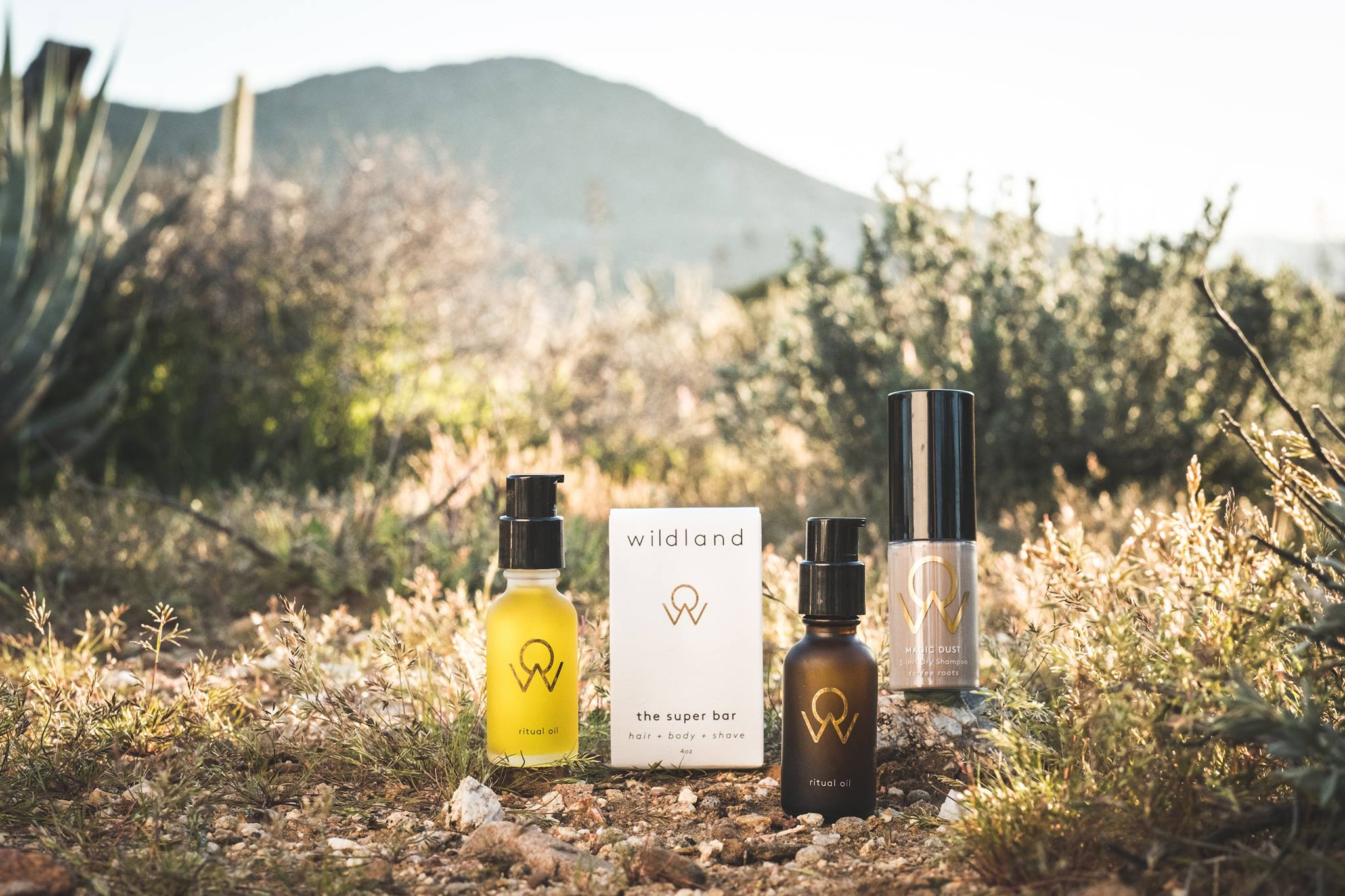 Wildland Organics – Hair and body products