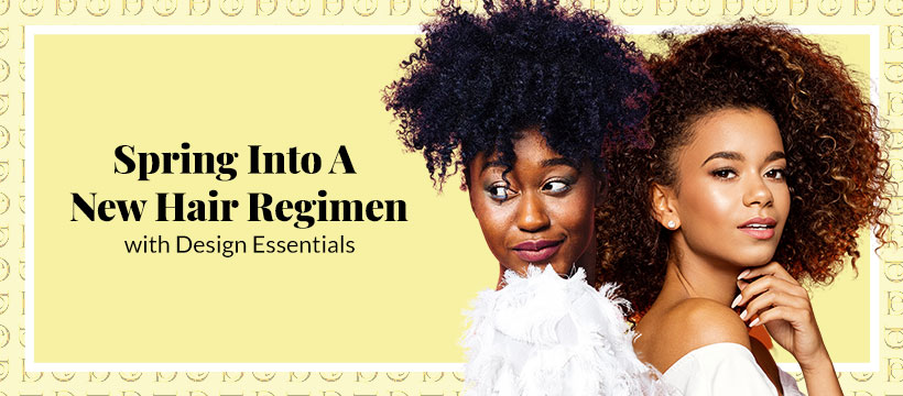 Design Essentials – Hair Care Products