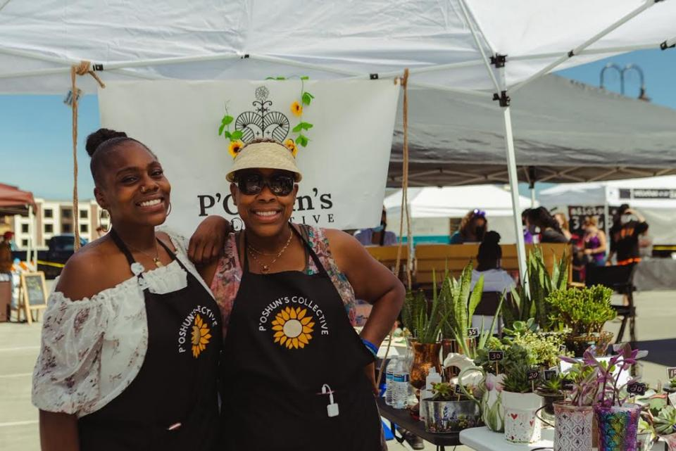 P'Oshun's Collective – Wellness Company and bar Tacoma WA