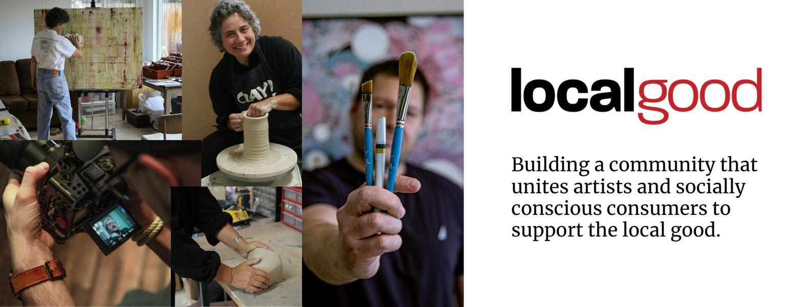 LocalGood – Ecommerce platform for artists