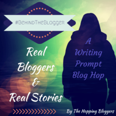 Remember When ... a #BehindTheBlogger Writing Prompt