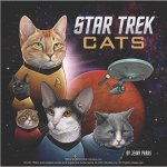 Cover of Star Trek Cats