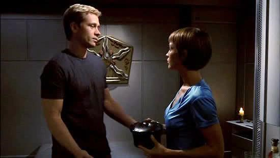 T'Pol and Trip