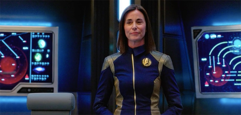 Katrina Cornwell Played By Jayne Brook Has Rapidly Become One Of My Favourite Star Trek Characters Ever I Was Sold In Her Second Appearance Choose Your