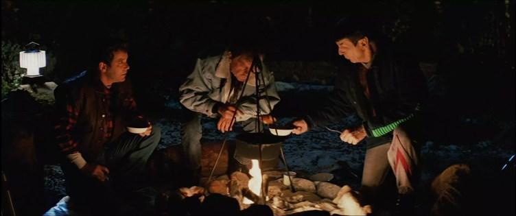 Kirk, McCoy and Spock in Yosemite National Park