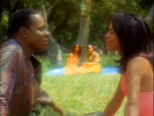 "Ben and Jennifer Sisko in ""Emissary"""