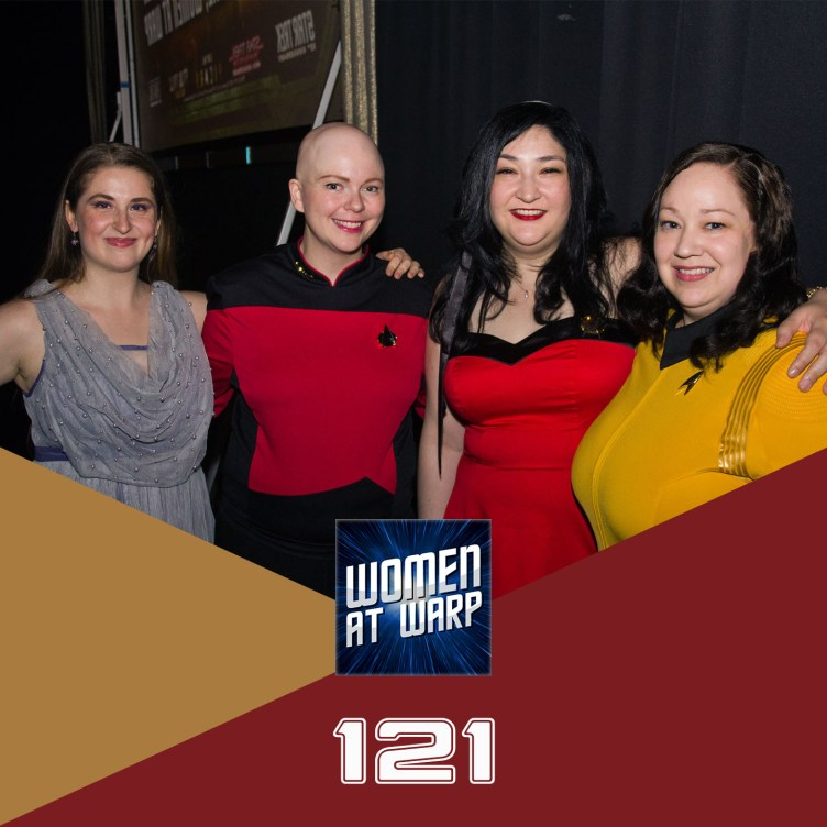 Hosts of Catsuits, Miniskirts and More! Panel