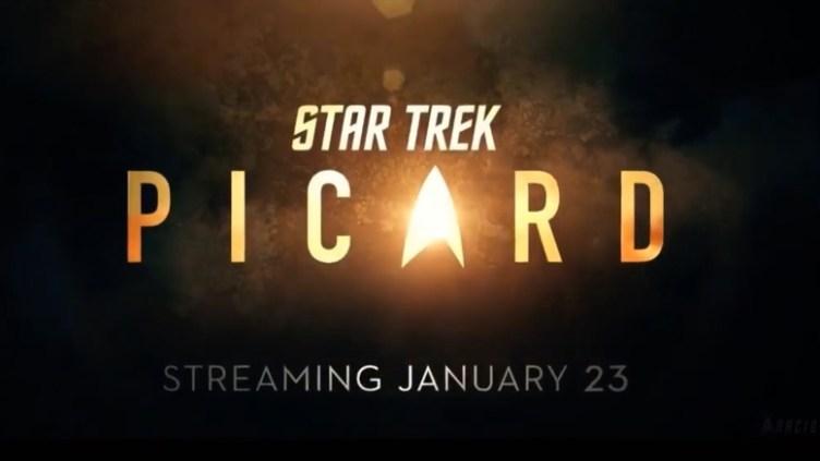 Star Trek Picard banner