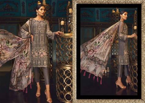 Jazmin Chiffon Fall Collection Formal Dresses 2018-19