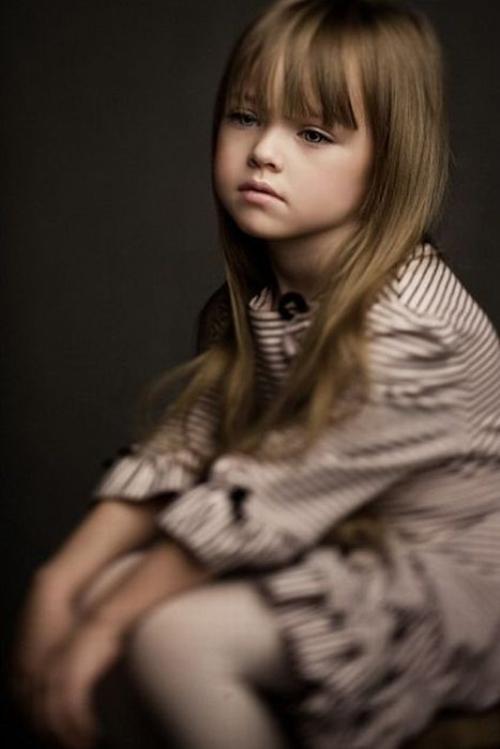 Girl Make World Kristina Pimenova Prettiest Out