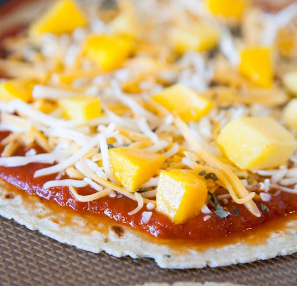 Recetas fáciles para una pizza saludable 3
