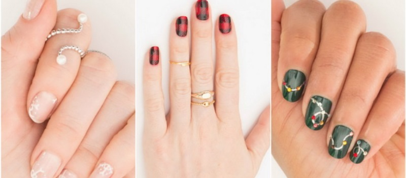 5 Winter Inspired Nail Art You Can Do In Minutes Women Daily