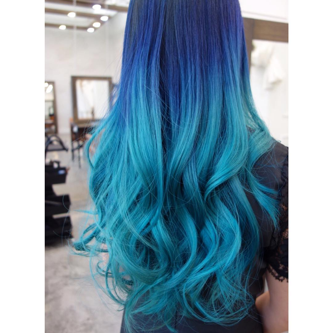 Ocean Hair The New Hair Trend Thats Making Waves On