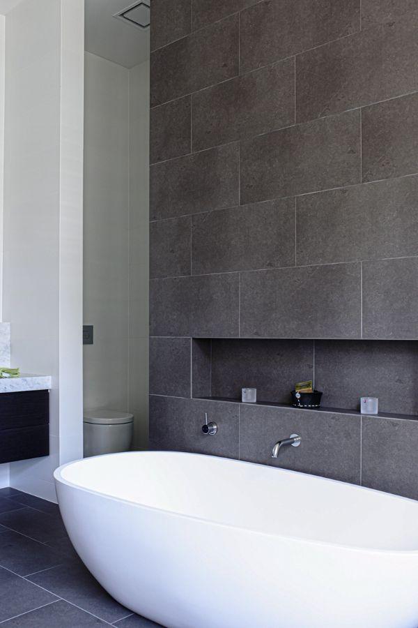 55+ Great grey bathroom tiles design ideas - Page 6 of 55 ...