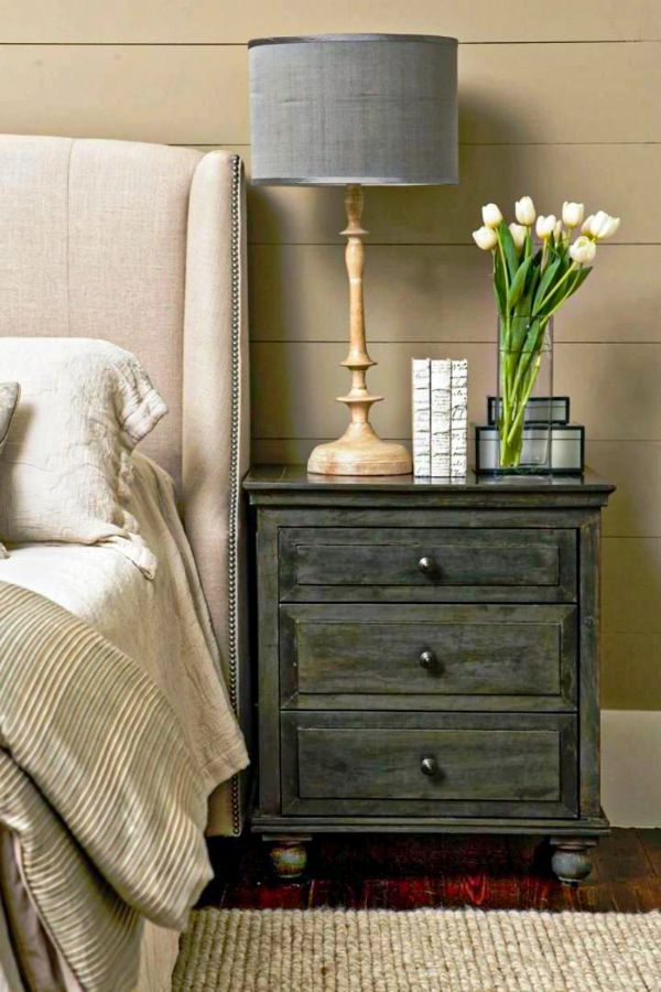 47 Lovely And Cool Narrow Bedside Table Design Ideas Page 47 Of 47 Cool Women Blog