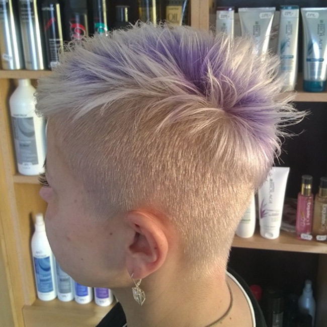 Women Hairstyle Trend In 2016 Undercut Hair Page3