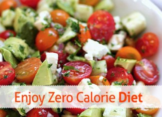 Enjoy Zero Calorie Diet