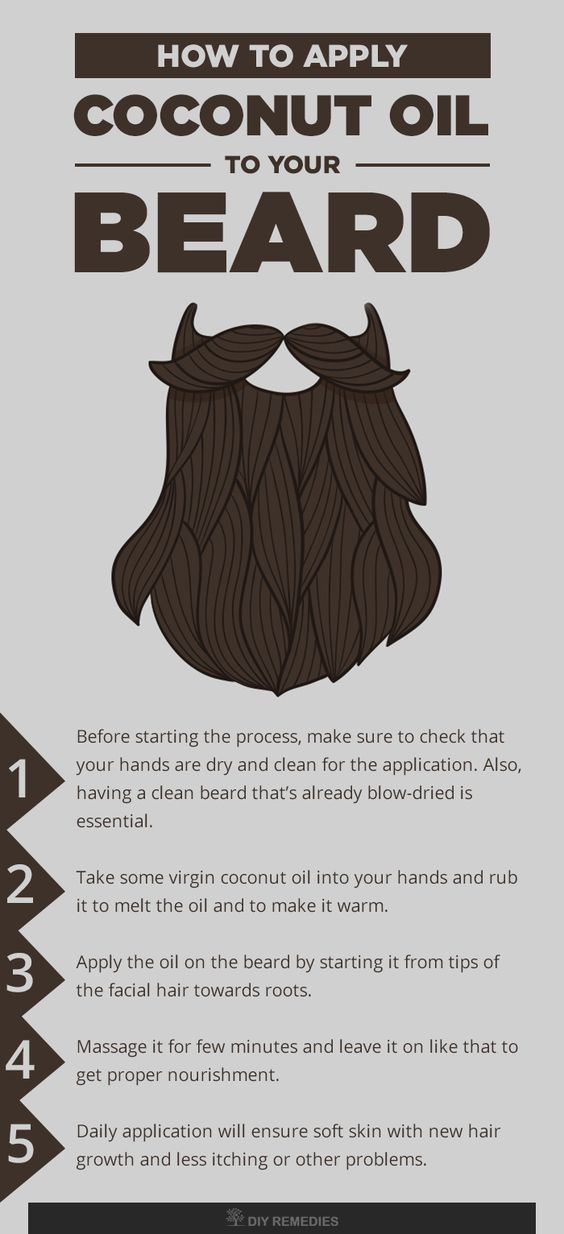 How To Help Your Man's Beard To Be Healthier