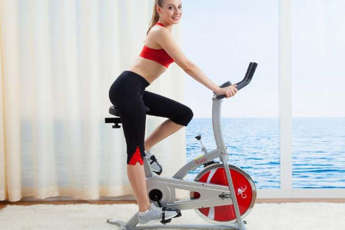 What is the best exercise bike for a very tall person