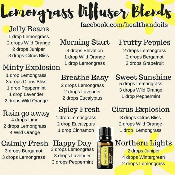 levender essential oil health benefits and diffuser blends