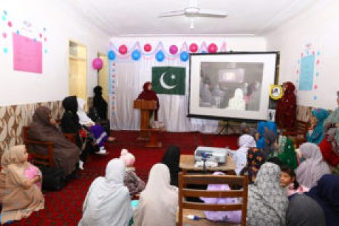 Adult Learners Class - Women's Day Celebration