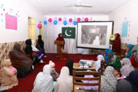 Adult Learners Class - Women's Day Celebration