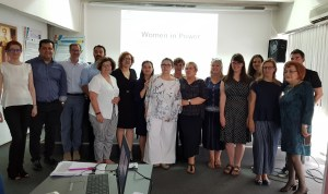 The 'Women in Power' project celebrates its second transnational meeting