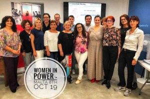 The 'Women in Power' project comes to an end after having achieved the objectives set