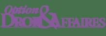 Logo presse Option Droit & Affaires