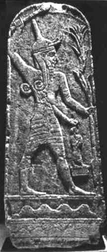 Bible Woman Athaliah: The Stele of Baal