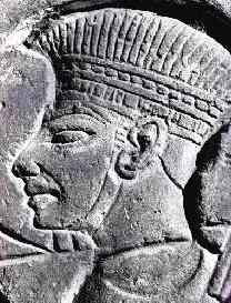 1-Philistine-warrior-Medinet-Habu