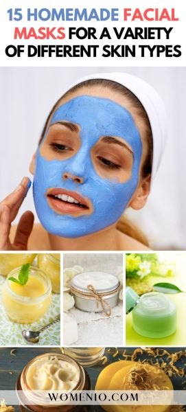 15 Homemade Facial Masks