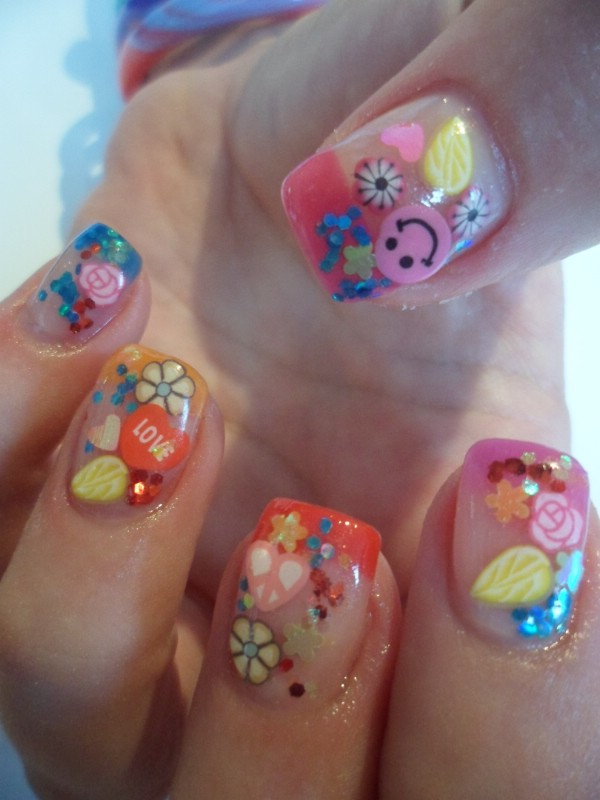 Five Spring Nail Art Trends
