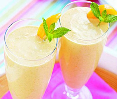 Apple grape apricot smoothie recipe