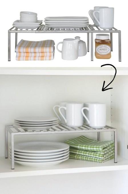 Adjustable Cabinet Shelf
