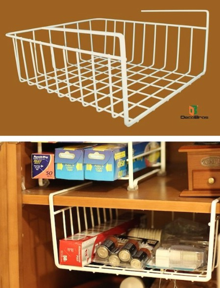 Under Shelf Basket