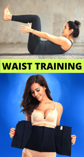 Waist Training Exercises at Home For Hourglass Figure