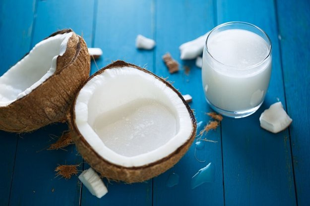 homemade coconut milk for smoothies