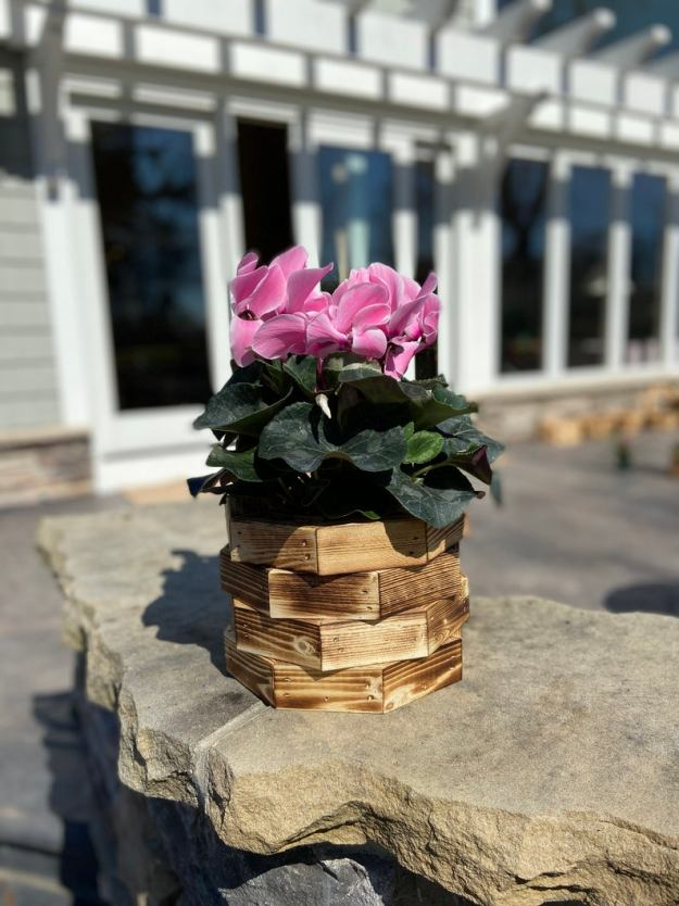 Handcrafted Flower Pots