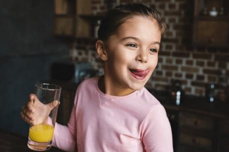 orange juice truth