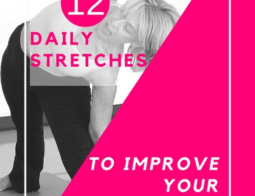12 daily stretches